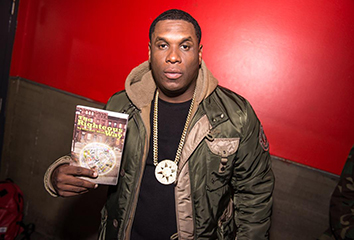 Jay Electronica in Canada